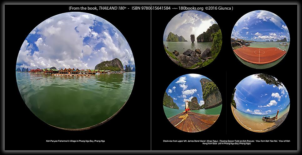 Images of tropical islands and beaches in Thailand, Phuk   et, James bond island, Phang Nga,